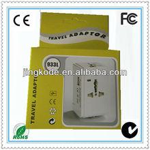 New All in One Travel Universal Adapter International Power Plug Converter