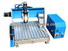 china large working area cnc router RS-6090 DSP handle and USB connection