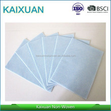 50gsm chemical bond non woven fabric durable cleaning cloths