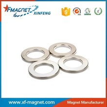 Sintered Customized Ring Permanent Neodymium Magnet for Synchronous Motor