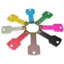 Cheap bulk metal usb flash drive 2gb 4gb 8gb 16gb 32gb usb flash drive gift Key usb