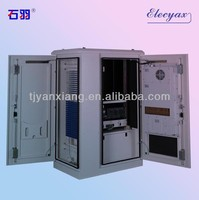2015 Hot selling steel made large capacity street cabinet/power supply metal case/telecom equipment enclosure SKW-012 with lock