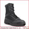 steel toe rubber boots/Split leather shoes/military uniform