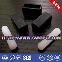 Nonstandard black rubber feet for equipment