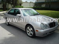 TOP QUALITY fairly used MERCEDES-BENZ E-series used car