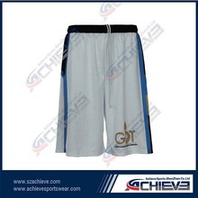 High quality basketball shorts wholesale basketball wear/shorts