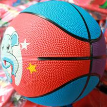 Bottom price best sell 12 panels rubber basketball