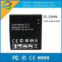 Mobile Phone Use and for lg Compatible Brand Lithium FL 53HN