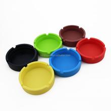 Customization Wholesale Unbreakable Round Ashtray Art