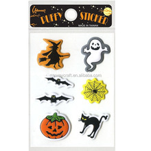 Promotional gifts for kids Decorative Puffy Animal stickers