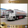 Shacman diesel euro3 oil tanker truck large capacity