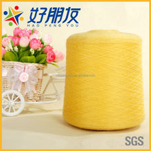 Top quality cotton acrylic blend knitting and weaving yarn /mop yarn