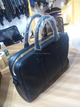 Italy mens genuine leather messenger bags