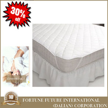 New design good price quilted mattress cover with zipper with great price