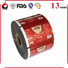 colorful barrier manufacturer cream flavor biscuit food moisture roll film