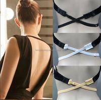 Cross back bra Converter for V back dress Low Back Bra Strap