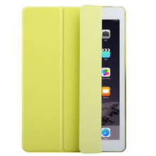 Stand Case With Auto Sleep Feature Leather Case for ipad mini case shock proof