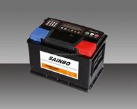 hot sale 12v 100ah DIN100mf sealed maintenance free automotive battery