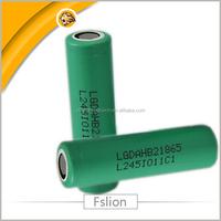 Super power LG 18650 30AMP Drain battery 1500mah ICR18650 HB2 lg 18650 battery
