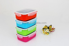 china supplier lunch box/bento box food container