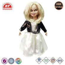 ICTI Factory Plastic Bride Of Chucky Doll