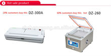 Industrial meat vacuum packing machine (CE ISO9001 BV)