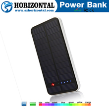 Hot products 8000mah power bank for macbook pro /ipad mini solar mobile power bank rohs power bank top selling products 2015