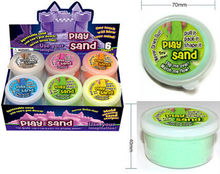 2014 diy Kinetic sand,Sand in motion