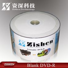 New cheap dvds Hot Sale ! White Full Face Printable CD( the Lardest Blank Disc Factory Wholesale)
