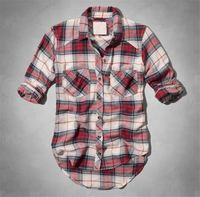 Best selling OEM design blouse women shirt model with good price