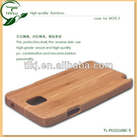 New Arrival Classical Wood Case For Samsung Galaxy Note 3 low price low MOQ