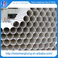 6 pulgadas de diámetro de tubería de pvc
