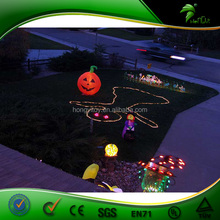 2015 Fantastic nad hot sale inflatable light pumpkin,inflatable light decoration characters