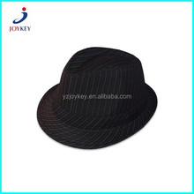 wholesale black wide brim jazz hat men jazz hat