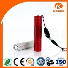 Kids Mini Flashlight Fashionable Led Plasma Torch