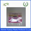 Custom Cartoon Image Printed OPP Resealable Plastic Bag