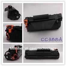 cc388a cartucho de tóner láser para hp laserjet p1007 1008 88a