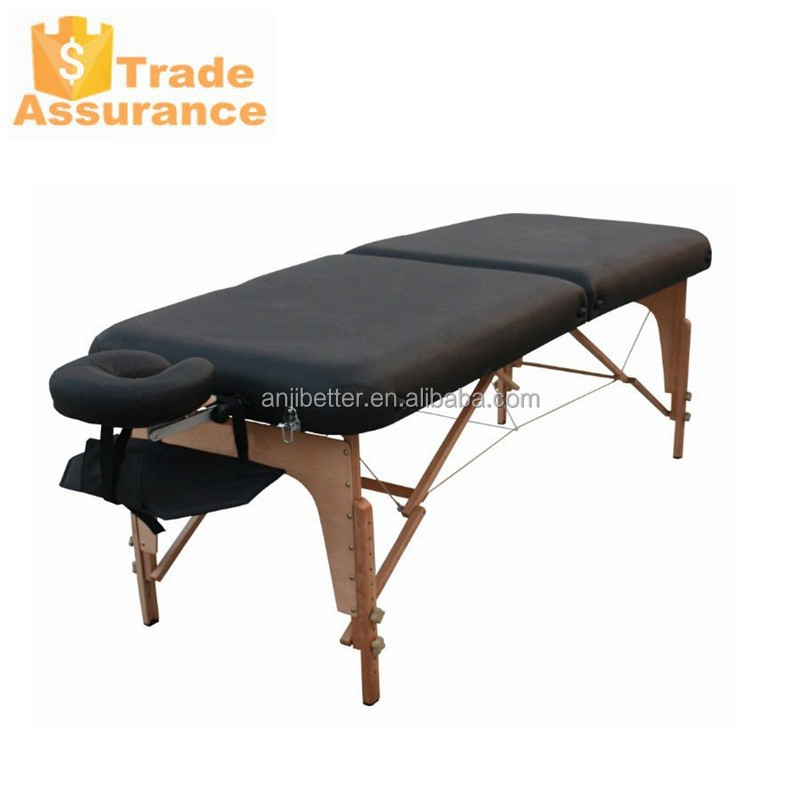 Better massage table pliante massage therapy bed buy for Table pliante