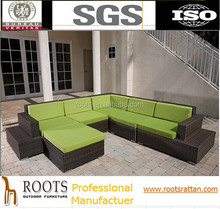 Outdoor Furniture Patio 6piece Sectional