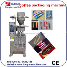 Coffee Sachet Packing Machine with three/four/back side seal