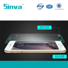 Low Price 0.33mm 2 Smart Keys Excellent Tempered Glass Screen Protector Guard for iPhone6 mobile phone