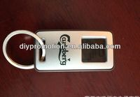2013 fashion keychain clock for promotion and gift