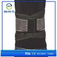 New Black and Blue Back Support Belt for Men & Women