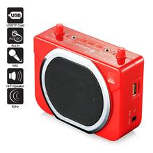 hot sale amplifier speaker portable car mini radio speaker cx-hx3 built in amplifier speaker