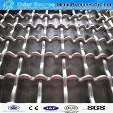 Free Sample stainless steel crimped wire mesh / stainless steel barbecue bbq grill wire mesh net in woven style