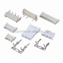 UL approved 4.0mm pitch 4pin right angle wafer SMT pcb connector replaces JST SM04(4.0)B-BHS-1-TB
