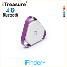 iTreasure triangular bluetooth 4.0 anti lost bluetooth buzzer bluetooth alerter