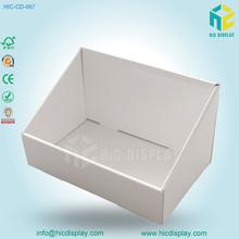 shop OEM cardboard paper display stand mobile display