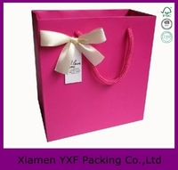 Customized design packaging & printing paper bags with your logo