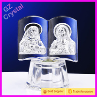 2015 Christian Gift Glass Book Craft Of Jesus GZ-G-018